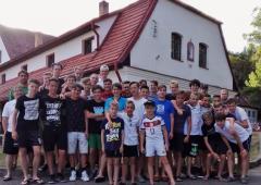 U19 | Dorostenci se na soustředění utkali s Juniorem