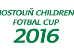 HOSTOUŇ CHILDREN FOTBAL CUP