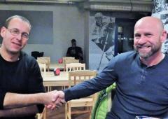 VAŠE KLADNO: Trenérské dialogy: Pihávek vs. Čurda