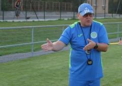 VK:Trenér Hašek: Jdeme se rvát o první body