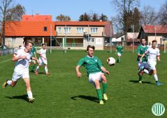 U19 | Dorostenci na domácím hřišti nezaváhali