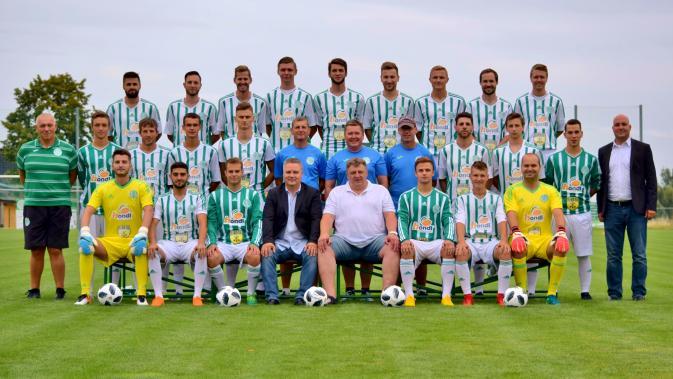 Sokol Hostouň - A mužstvo